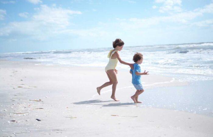 Boca Grande Florida with Kids