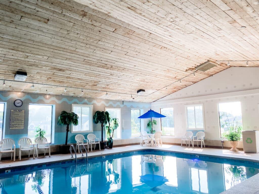 Bayside Resort Indoor Pool